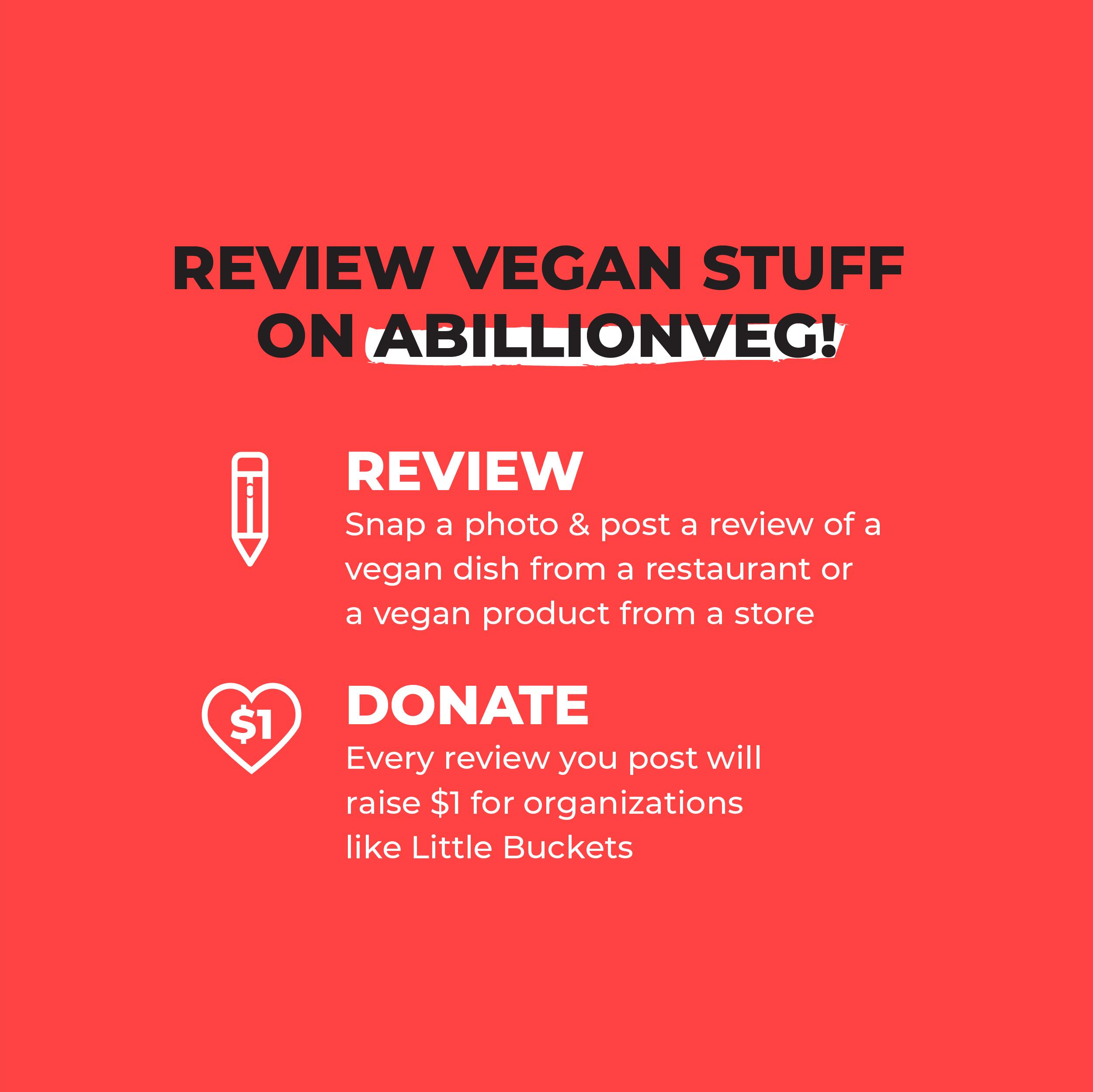 Abillionveg App