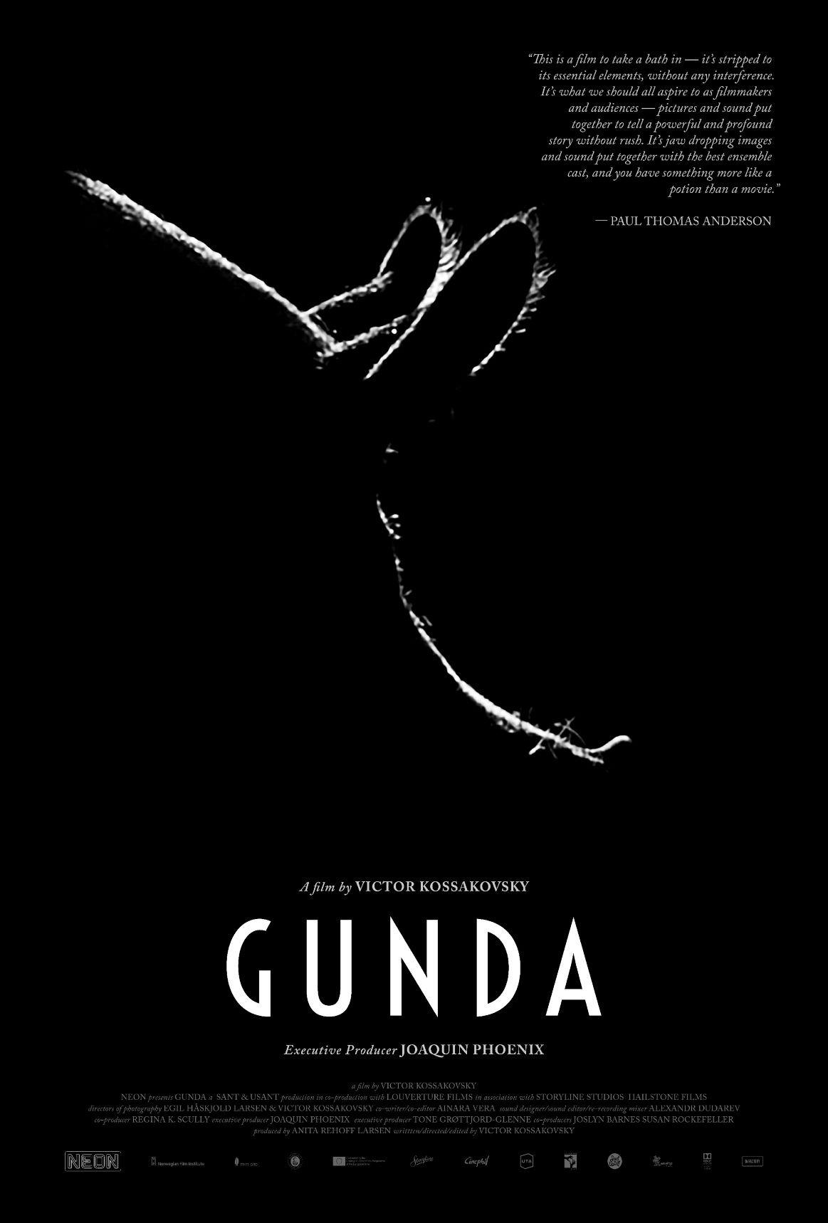 GUNDA Screening with Little Buckets Farm Sanctuary