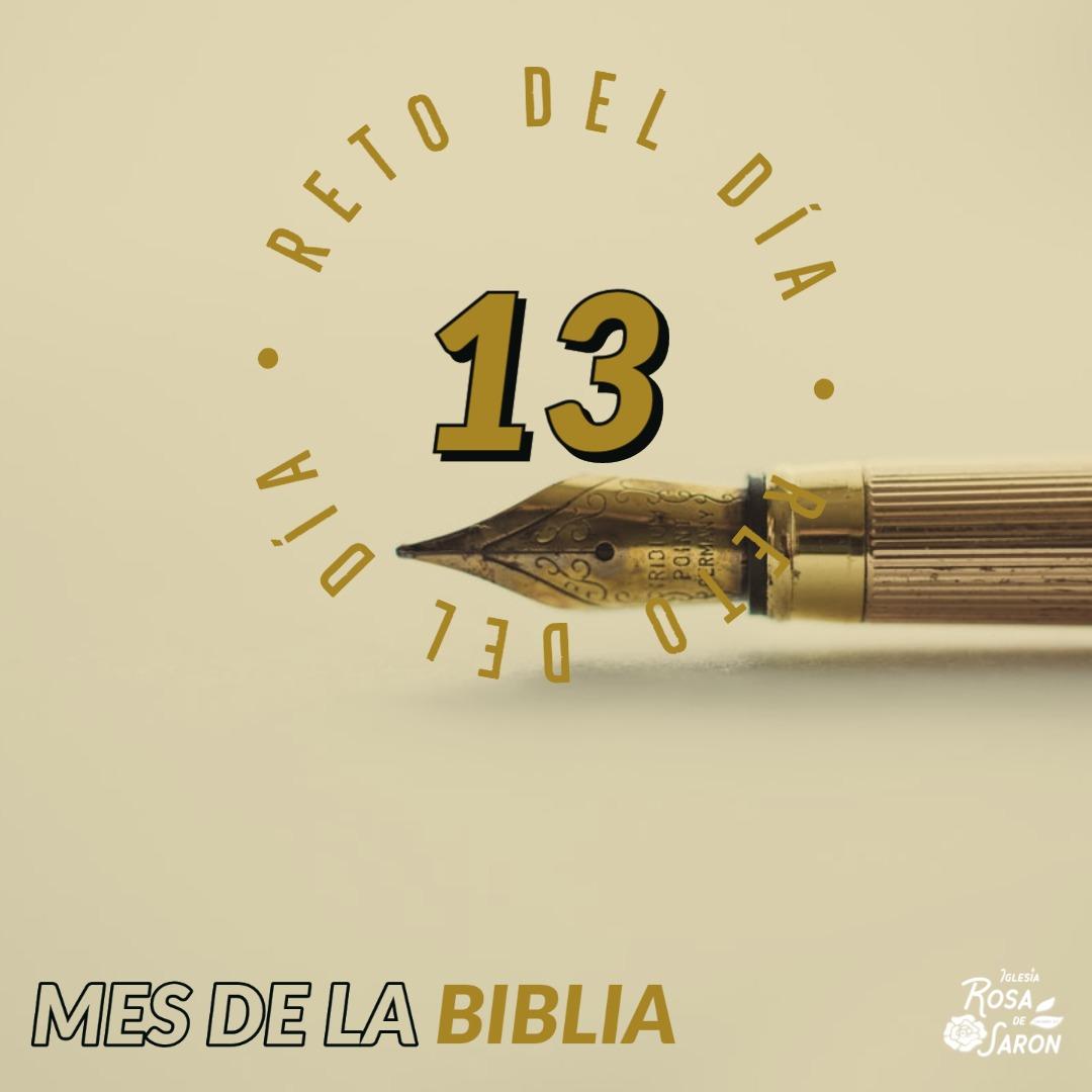 RETO 13